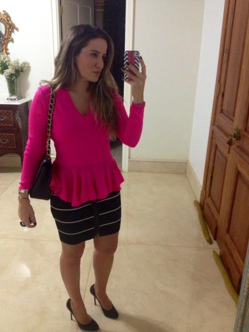 look com pink